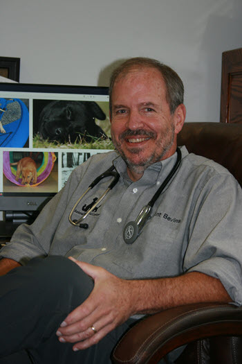 Dr Clint Bevins DVM Animal Medical Center Frankfort Kentucky
